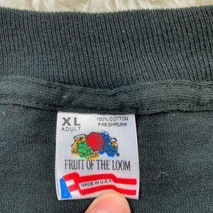 Fruit of the Loom Shirts - VTG Brooks & Dunn 1992 XL Black T Shirt Boots